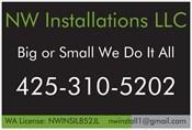 NW Installations LLCLogo